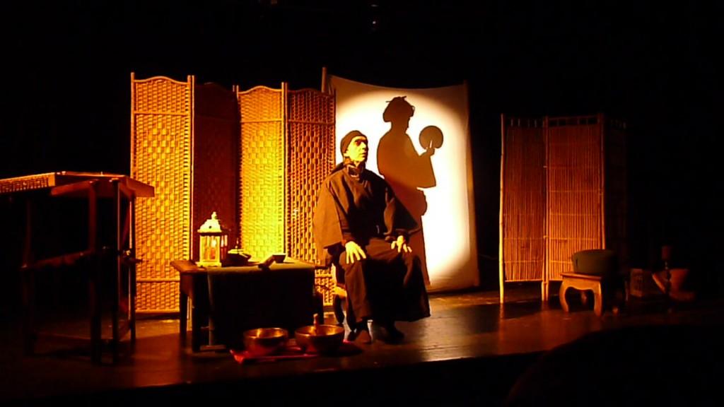 Contes zen théâtralisés avec jasmine dziadon et yves martin -spectacle scolaire et tout public