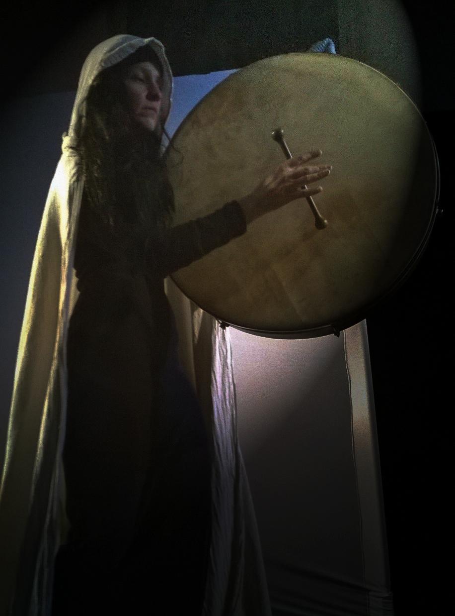 La Helle, sorcière des Marais