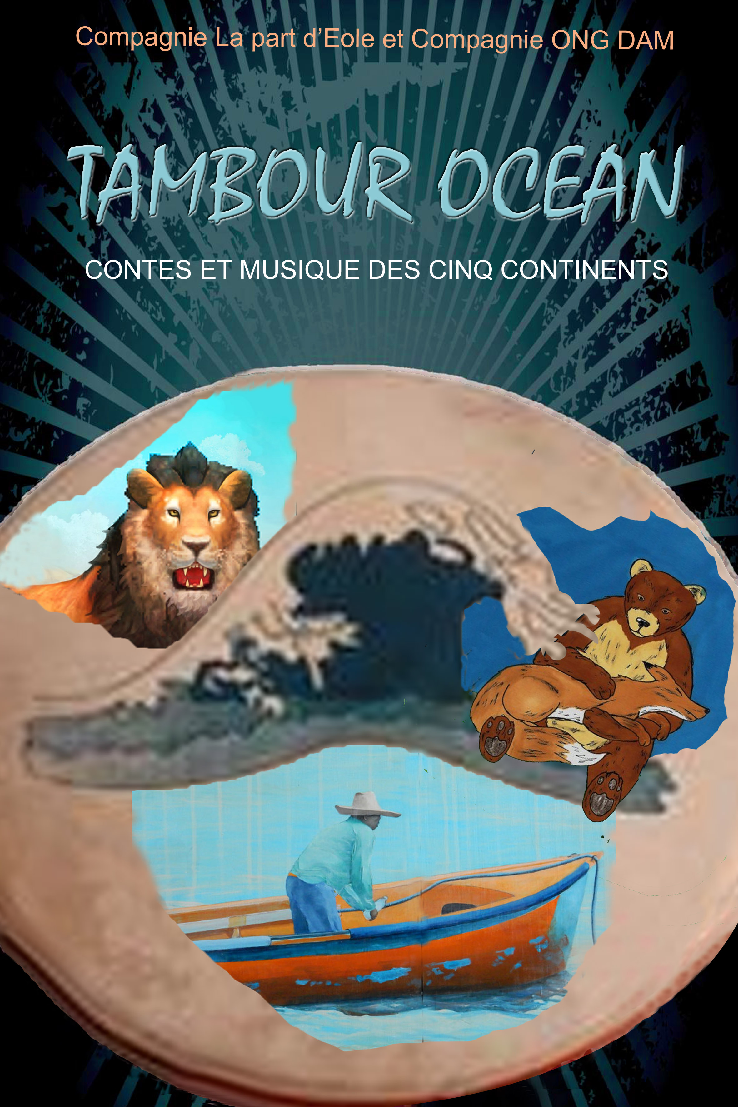 tambour ocean